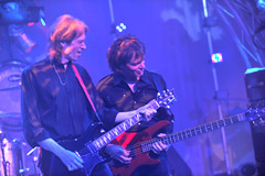 A photo of Gary Pihl on guitar and Robert Berry on bass.