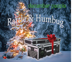 Rattle & Humbug cover.  December People's sopomore offering.