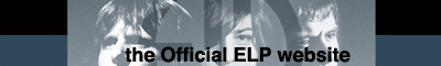 Banner link to the ELP (Emerson, Lake, & Palmer) website.