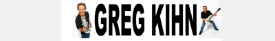 Banner link to Greg Kihn's website.
